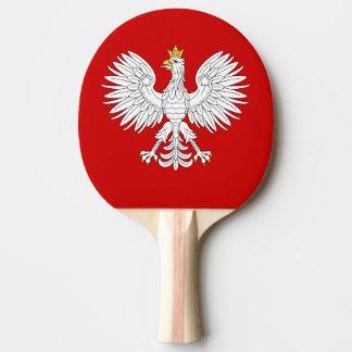 Polish Eagle Ping Pong Paddle