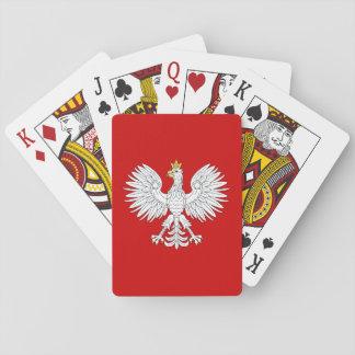 Polish Eagle Poker Deck