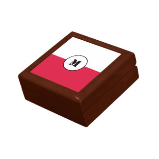 Polish flag Gift Box