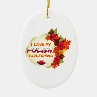 Polish Girlfriend designs Ornaments