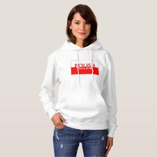 Polish-in-Law fun hoodie
