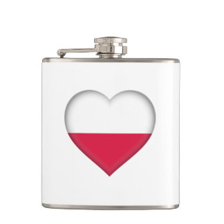 Polish Love Flask
