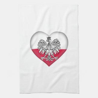 Polish Love Kitchen Towel
