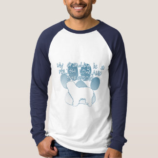 Polish Lowland Sheepdog Granddog T-Shirt