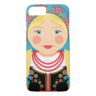 Polish Matryoshka Case