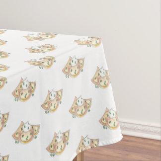 Polish Pierogies Dumplings Foodie Kitchen Decor Tablecloth