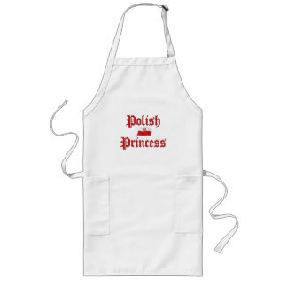 Polish Princess Long Apron
