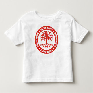 Polish Roots Toddler T-Shirt