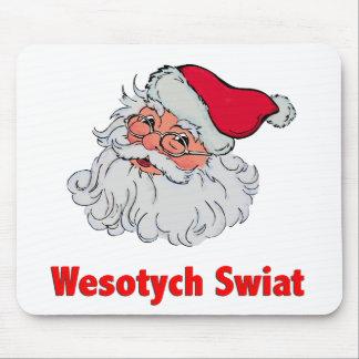 Polish Santa Claus #2 Mouse Pad