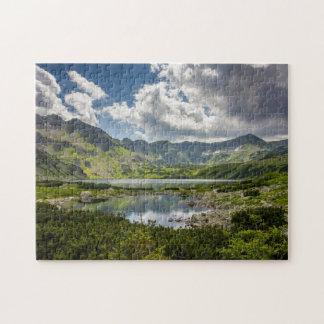 Polish Tatra Mountains Jigsaw Puzzle