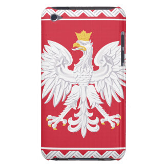 Polish White Eagle iPod Touch Case