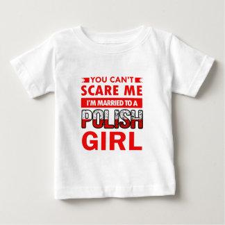 Polish Wife Baby T-Shirt