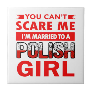 Polish Wife Ceramic Tile