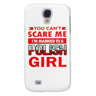Polish Wife Galaxy S4 Cases