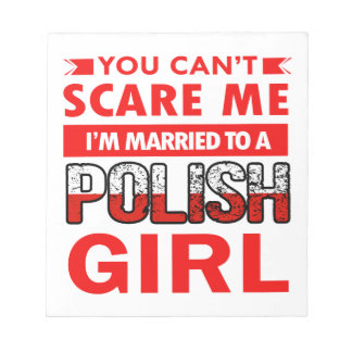 Polish Wife Notepad