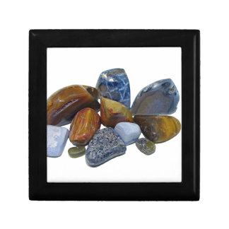 Polished Rocks Gift Box