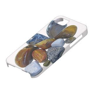 Polished Rocks iPhone 5 Case