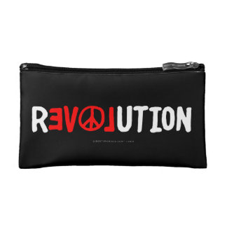 Political Advisory Makeup Bag
