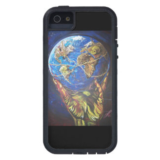 Political Art Coverphone iPhone 5 Case