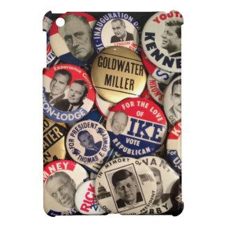 Political Buttons iPad Mini Case