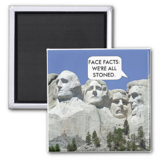 Political Cartoon Magnet