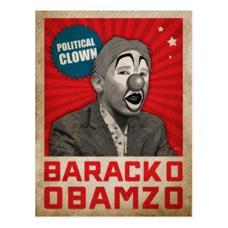 Political Clown Postcards