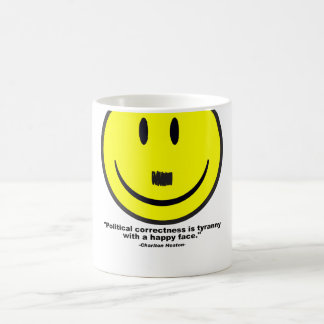 political correctness coffee mug