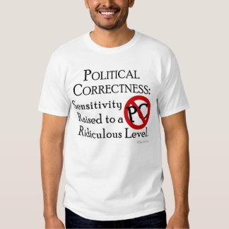 Political Correctness: Shirts
