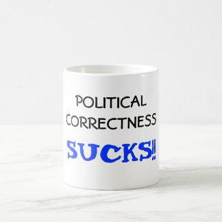 Political Correctness Sucks Mug