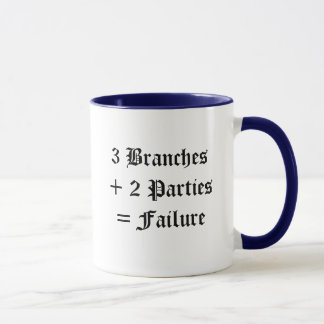 Political Failure Mug