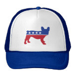 Political Frenchie Trucker Hat