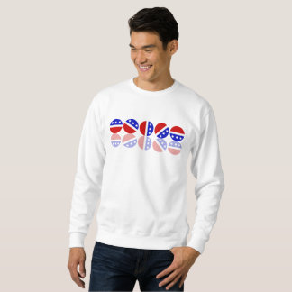 Political High Rollers: change ain't easy Sweatshirt