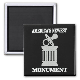 Political Humor | America's Newest Monument Magnet