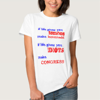 political ineptness tees