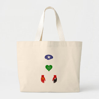 Political issues tote bags
