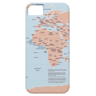 Political Map of the World iPhone 5 Cover