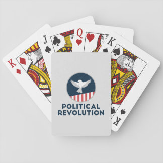 Political Revolution Playing Cards