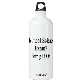 Political Science Exam Bring It On SIGG Traveller 1.0L Water Bottle