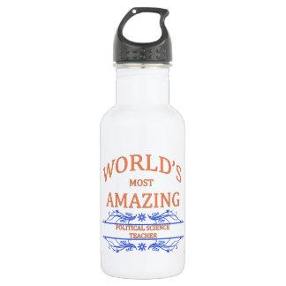 Political Science Teacher 532 Ml Water Bottle