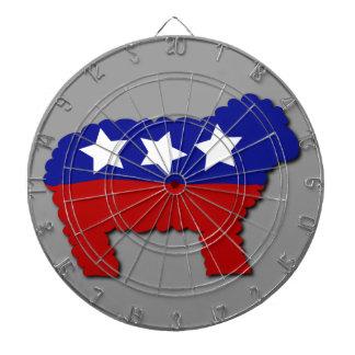 Political Sheep Dartboards