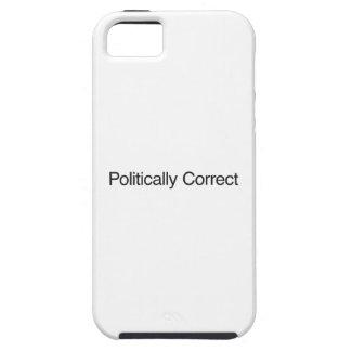 Politically Correct Tough iPhone 5 Case
