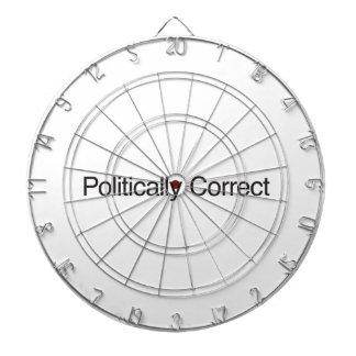 Politically Correct Dart Boards