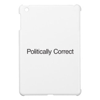 Politically Correct iPad Mini Covers
