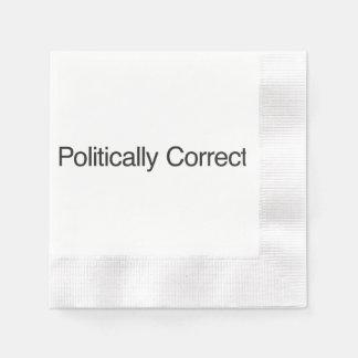 Politically Correct Disposable Napkin