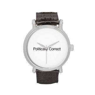 Politically Correct Watch