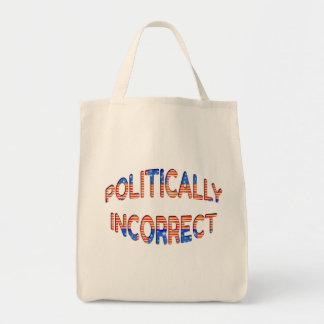 Politically Incorrect Distressed Design