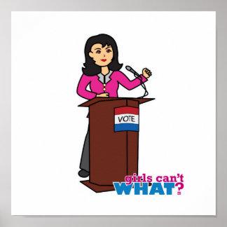 Politician - Medium Posters