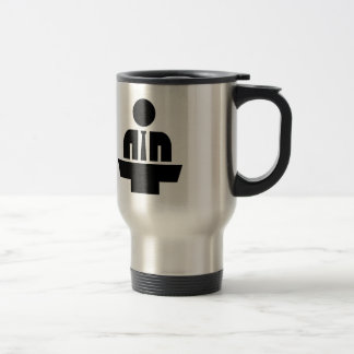Politician Travel Mug