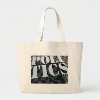 Politics Canvas Bags