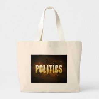 Politics Tote Bag